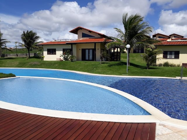 Beautiful and Secluded house In Natal - RN.