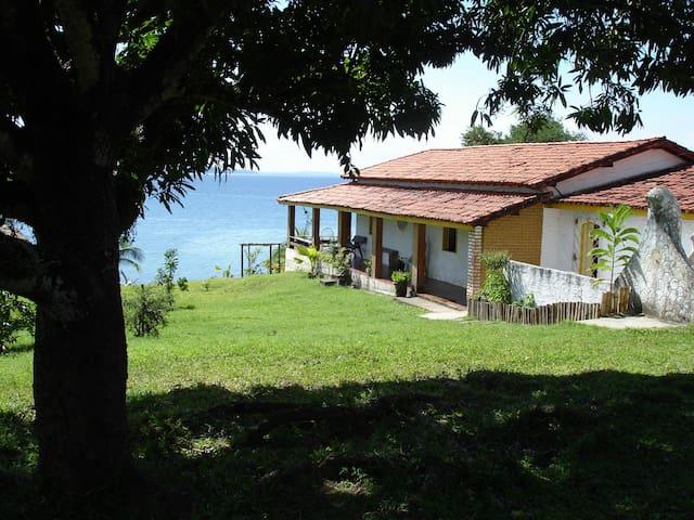 EXCELENTE CASA NA ILHA DE ITAPARICA - Itaparica - House