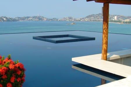 Departamento en Acapulco - Acapulco