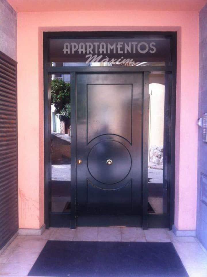 Apartamento céntrico Torredembarra