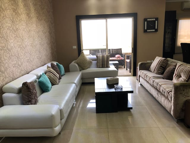 The Beach Side Apartment