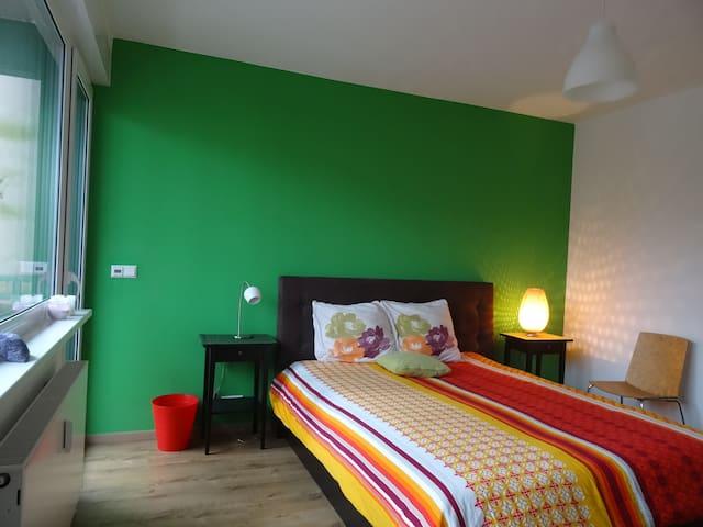 Private room in Kirchberg