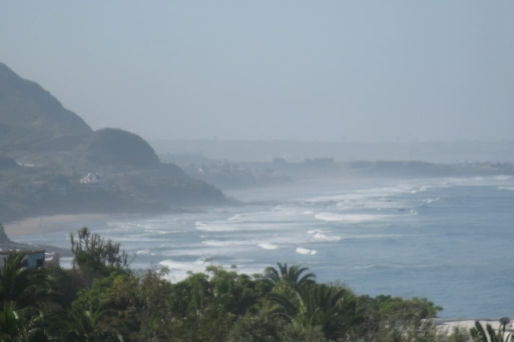 La Mision Beach/ coast view