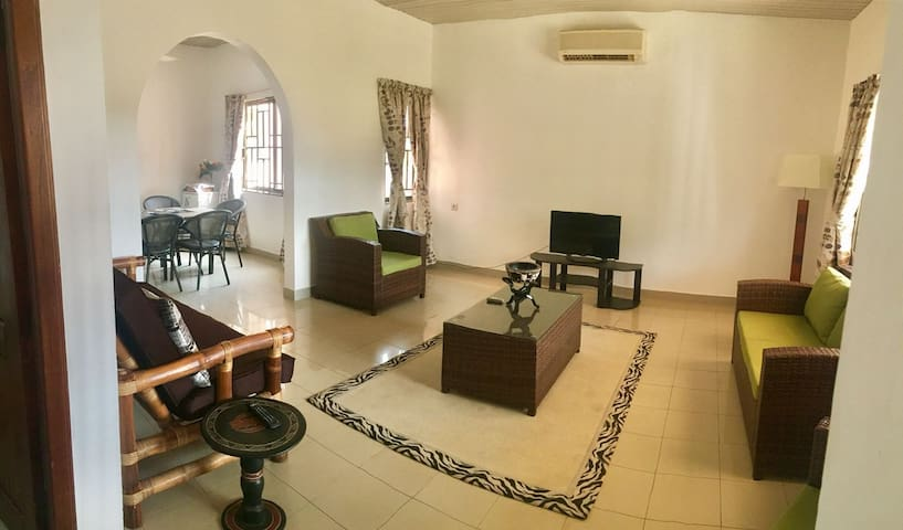 Lilliesville, 3 bedroomed, self contained villa