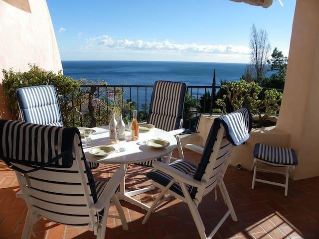Ferien Wohnung Miete am Meer Port la Galere