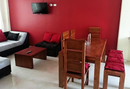 New 3 bedroom apartment - close to the city center - Otavalo