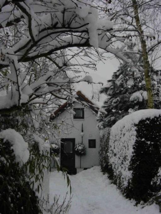 vakantie huis winter