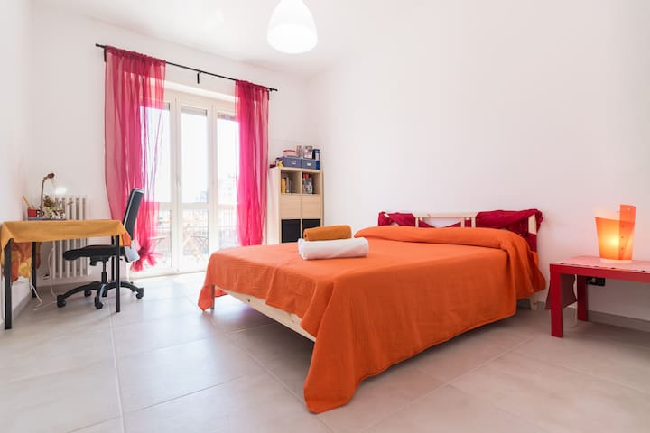 bright room in Turin. - Turin - Wohnung