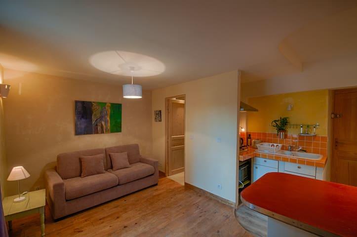 Studio plein coeur du Panier - Marsella - Apartamento
