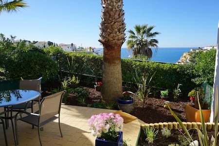 Apartment nr Beach w. great Sea View and com. Pool - Carvoeiro