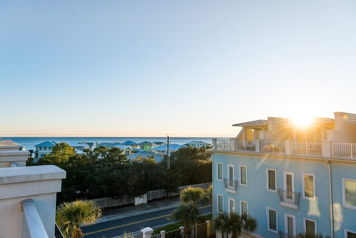 """""""The Only Place to Stay on 30A"""""""
