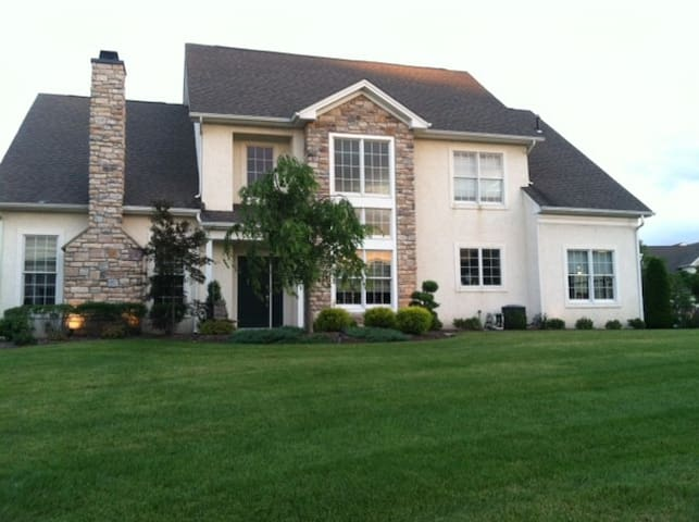 Home in Bucks County, PA - Philadelphia suburb - Southampton - House