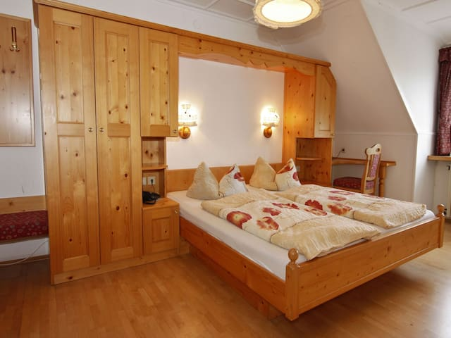 Schwarzwaldgasthof Hotel Schwanen, (Schonach), Doppelzimmer mit Dusche und WC