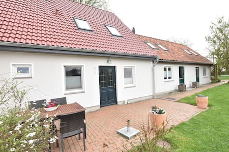 Modernistic Apartment in Stellshagen with Garden