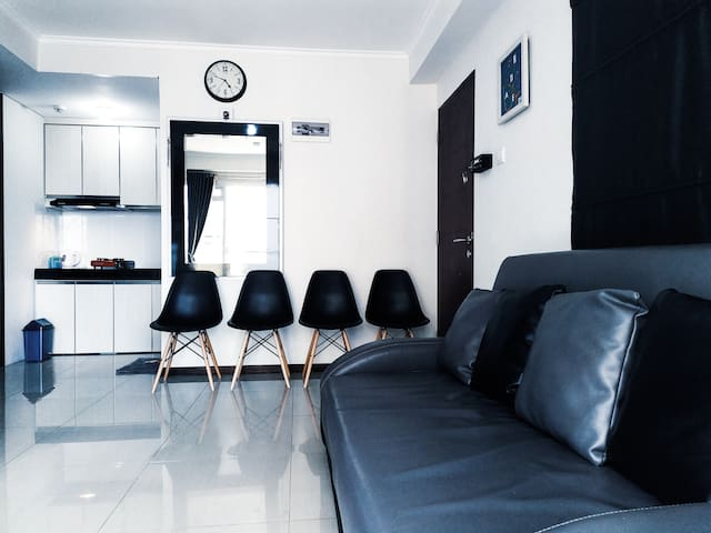 2 Bedrooms Apartment in Gateway Pasteur Bandung