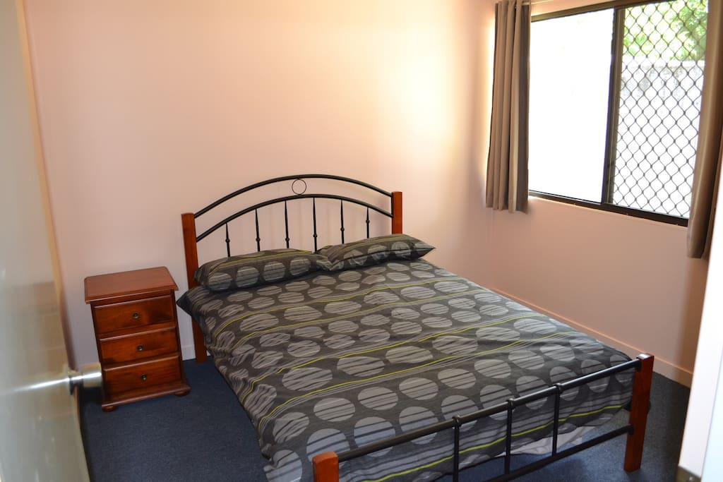 4 Bed rooms all with double beds
