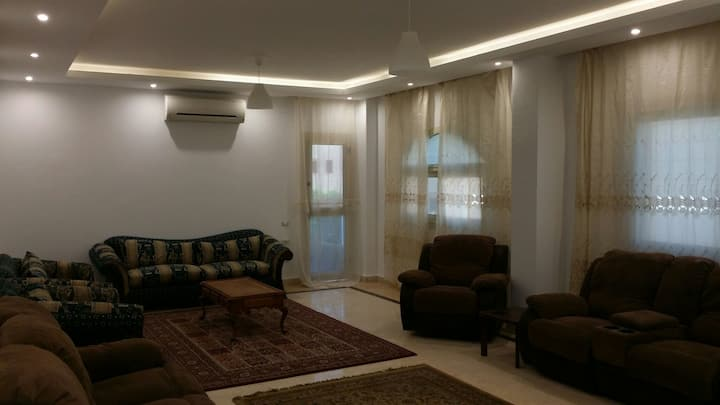 A Special Cozy Duplex in New Cairo City (Families)