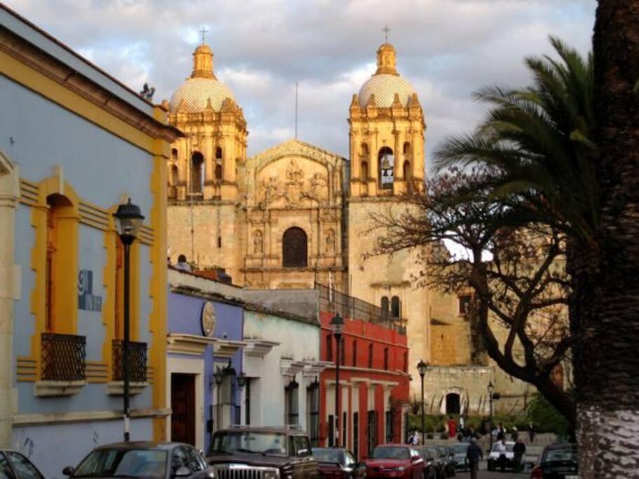 Nearby Santo Domingo Cultural Center
