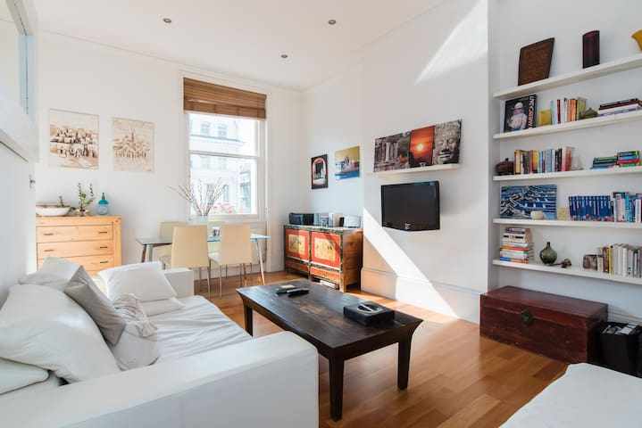 Luxury Central London Hyde Park Apartment