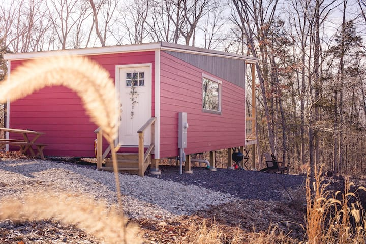 Tiny House! Relaxing Country Getaway.