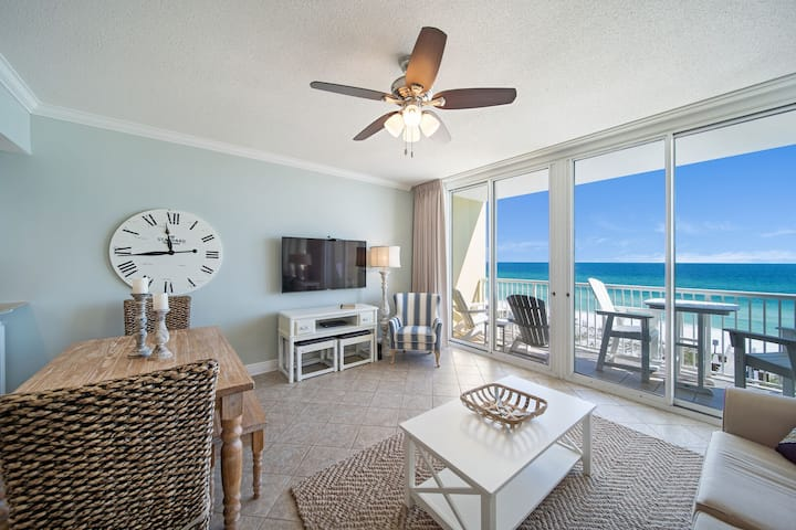 Waters Edge Unit 415 ~ 1BR Plus Bunkroom ~ Breathtaking Beach Front Views!!!