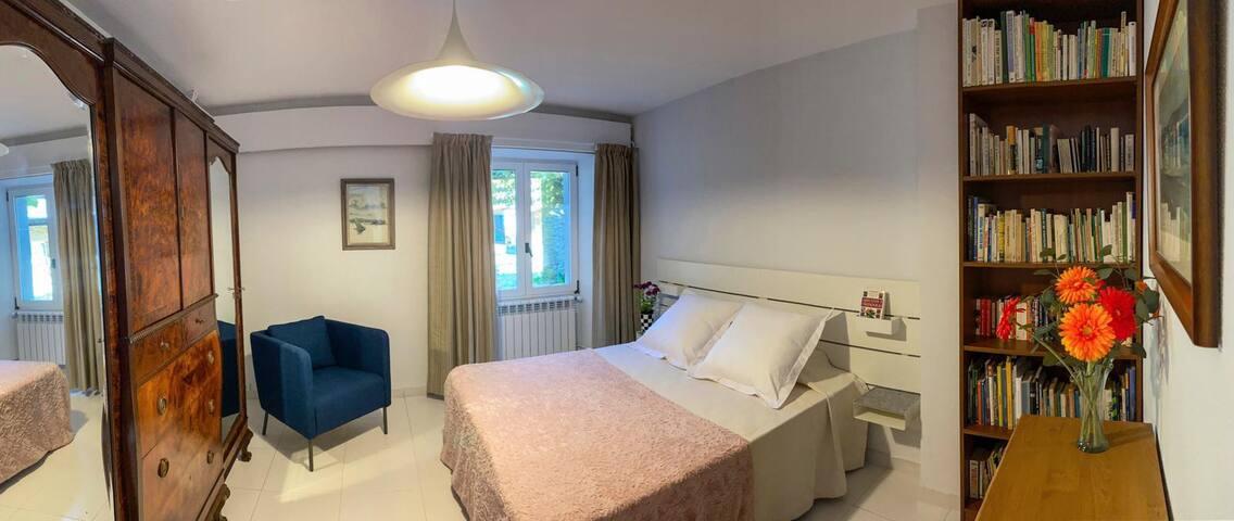 Dormitorio 6, cama doble