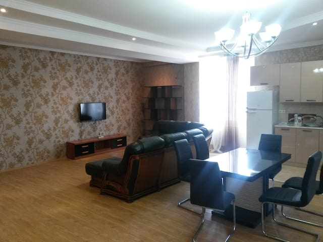 tbilisi apartment near rustaveli (three bedroom)