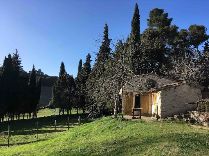 Gîte les Cascailles dans ancienne bergerie