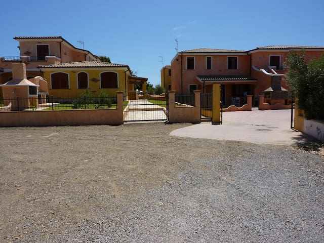 Porto Pino - Paradiso in Sardegna - Is Pillonis - Apartment