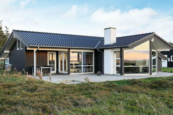 Vibrant Holiday Home in Jutland with Sea nearby