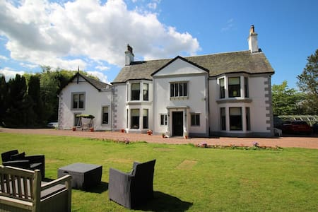 Scottish Country Mansion House - Close to Gla/Edn - Dullatur