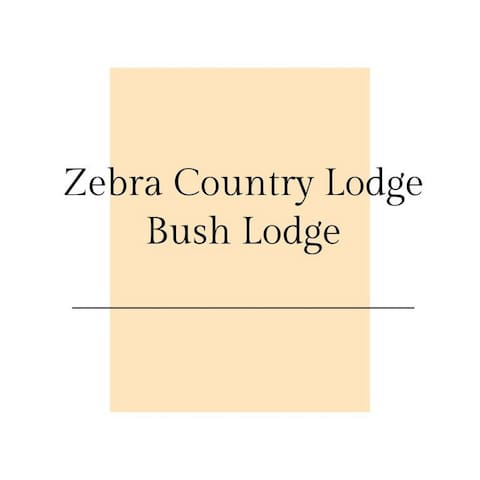 Zebra Country Lodge - Bush Lodge / Standard
