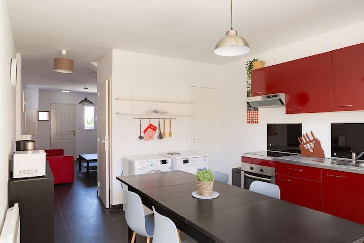 A louer charmante villa au cœur de Bayonne