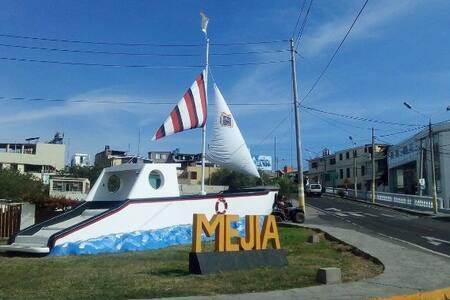 Departamento Céntrico en Mejia, Islay