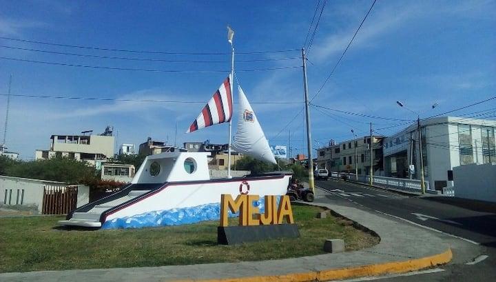 Departamento en playa Mejía Arequipa