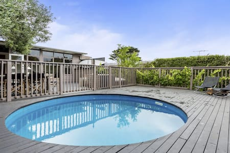 The Blairgowrie Pool Retreat