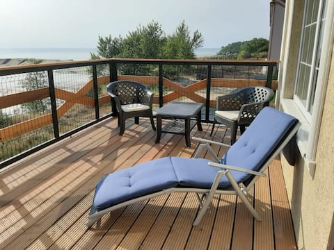 Apartment No. 1 * Big Terrace * Sea View * Wifi *