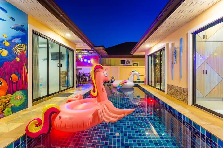 Sea Breeze Pool villa