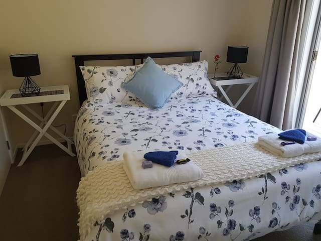 Quiet and cosy bed and breakfast in Motuoapa