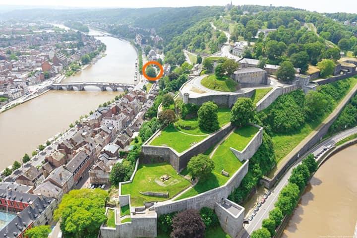 Studio vue sur Meuse