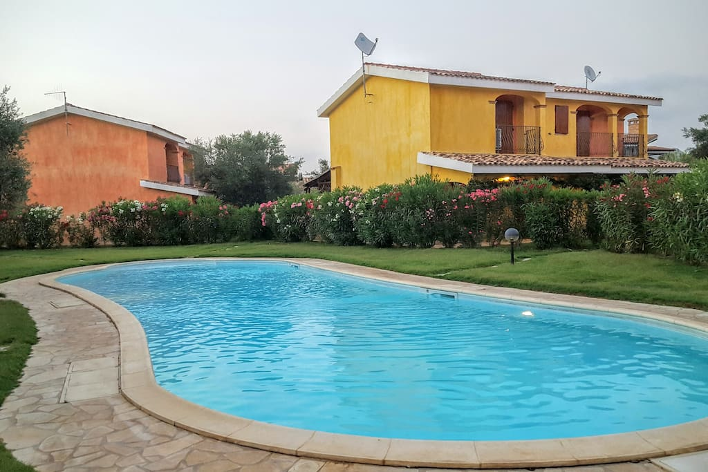 Vilka e piscina vista