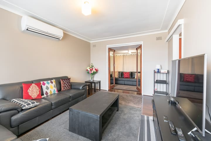 Whole furnished house in South West Sydney
