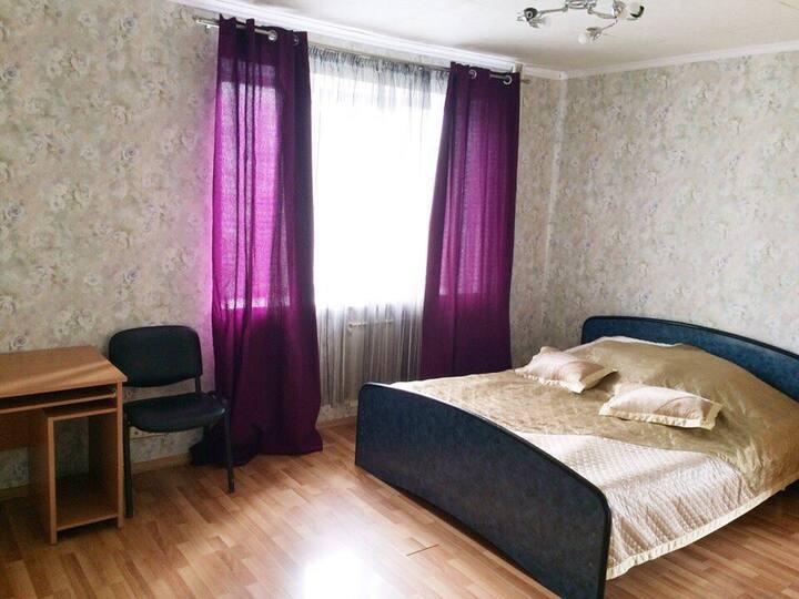 Комфортные апартаменты (Нижегородская ярмарка)