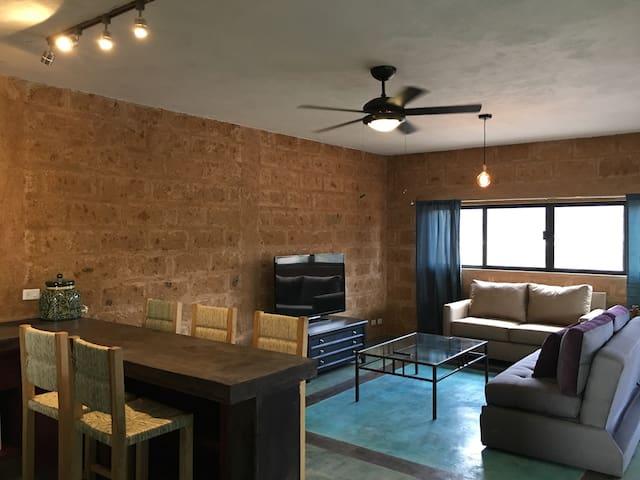 Departamento campestre 1a Casa Biznaga - San Miguel de Allende - Apartment