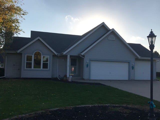 Comfy Ranch w/in 30 minutes of 2017 US Open - Pewaukee - House