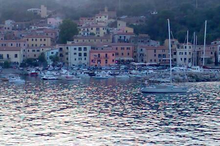 Casina romantica al mare - Rio Marina