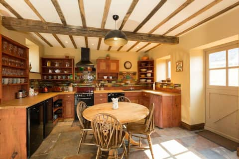 The Granary Cottage @ Bromwich Park Farm, Oswestry