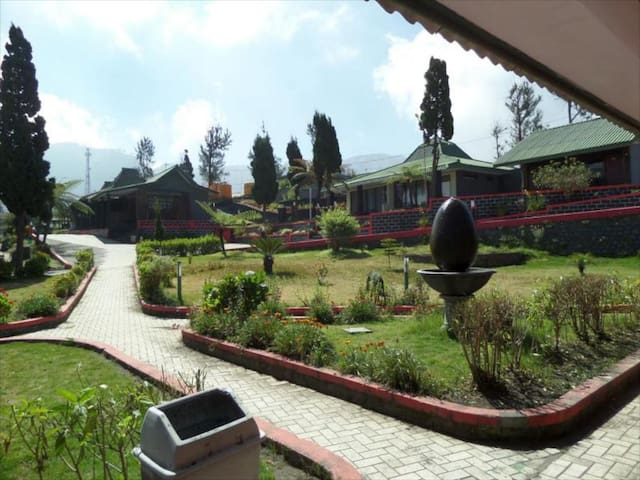 Family room 4 pax located at Bromo National Park