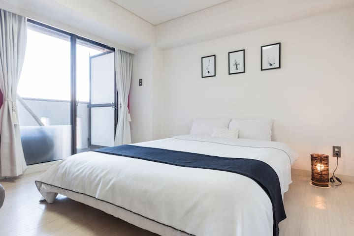 PERFECT LOCATION! #1 SHIBUYA Station-3 min. walk - Shibuya-ku - Apartamento