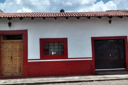 Casa bonita y comoda entre Morelia y Patzcuaro